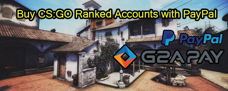 Buy csgo accounts with paypal